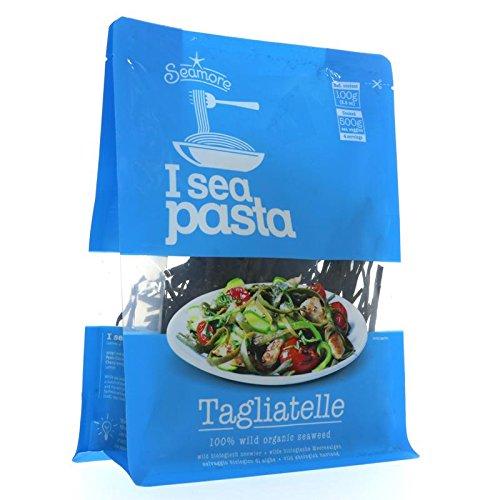 I Sea Pasta | Seaweed Tagliatelle | 4 x 100g