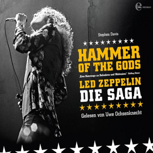 Hammer of the Gods. Led Zeppelin - Die Saga Titelbild