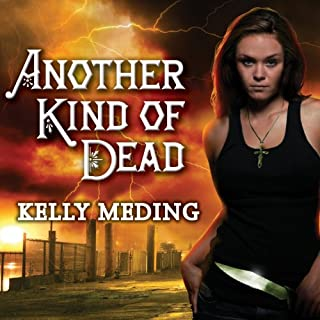Another Kind of Dead audiobook cover art