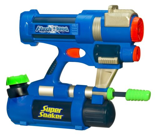 SUPERSOAKER Super Soaker Max Infusion Flash Flood Water Blaster