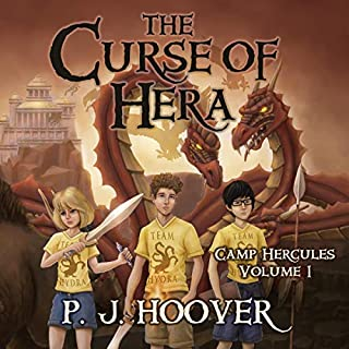 The Curse of Hera     Camp Hercules, Book 1              By:                                                                                                                                 P.J. Hoover                               Narrated by:                                                                                                                                 Keith McCarthy                      Length: 6 hrs and 14 mins     Not rated yet     Overall 0.0