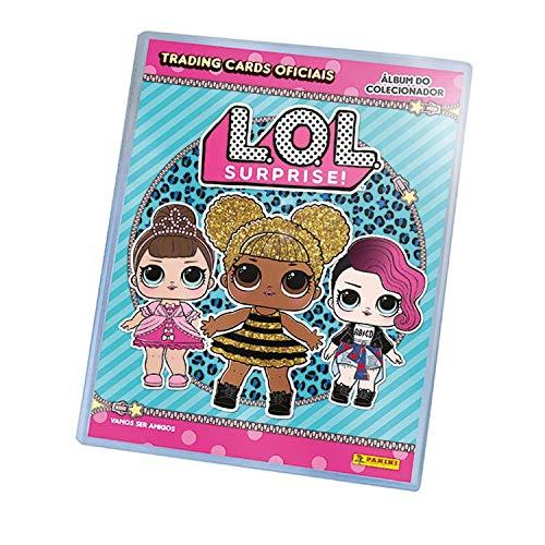 Panini LOL Surprise 003678AE Sammelmappe mit 180 Karten