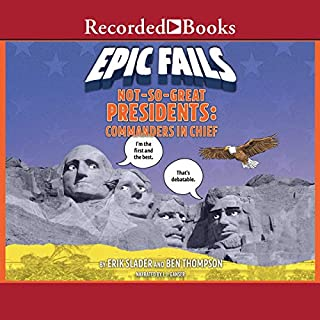 Not-So-Great Presidents cover art