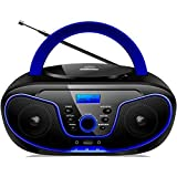 Radio CD Daewoo DBU-62BL con USB