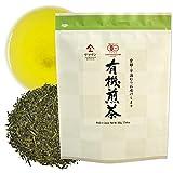 Green Tea Loose Leaf Sencha Bulk, JAS Certified Organic, Japan, 500g Bag【CHAGANJU】