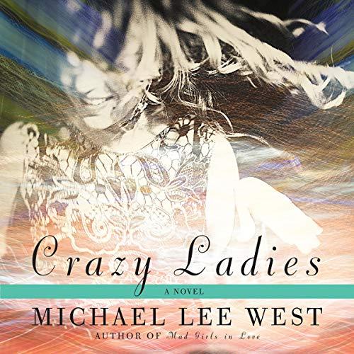 Page de couverture de Crazy Ladies