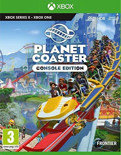 Planet Coaster - Xbox Series X Console Edition
