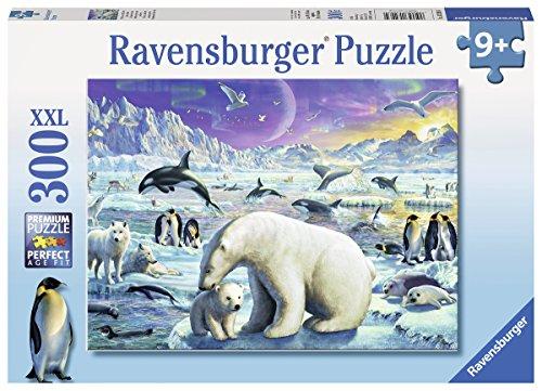 Ravensburger Meet The Polar Animals Puzzle 300pc,Children's Puzzles