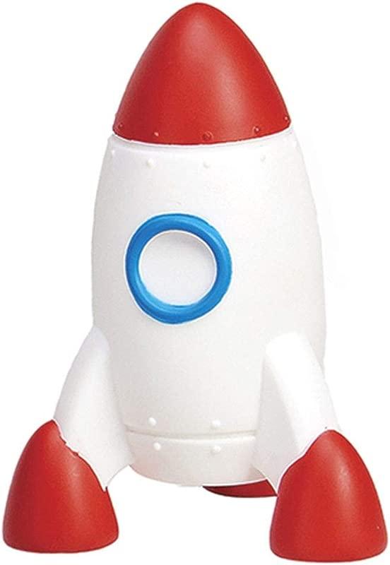 Iscream Blast Off Rocket 7 Muli Colored LED Night Light