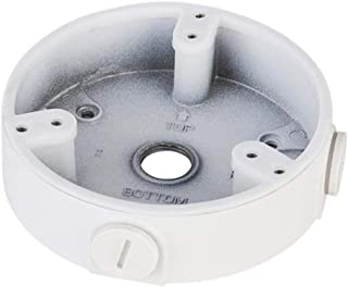 Dahua PFA137 Mounting Bracket Waterproof Wall Mount Bracket Junction Box for Dahua Dome IP Camera IPC-HDBW4431R-ZS,HDBW4433R-ZS, HDBW4433R-AS,HDBW4631R-S,HDBW4631R-ZS, HDBW4631R-AS, SD22204T-GN