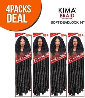 Harlem125 Synthetic Hair Braids Kima Braid Soft Dreadlock 14