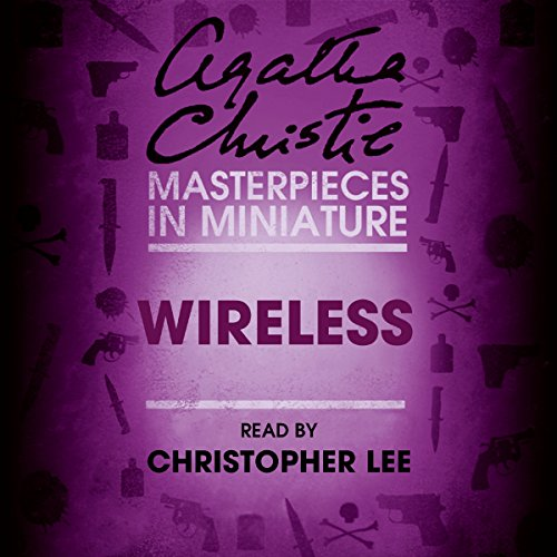 Wireless: An Agatha Christie Short Story cover art