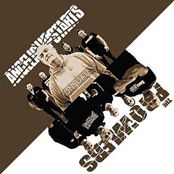 Angelic Upstarts / The Prowlers - Split EP