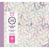"""First Edition FEALB101 8""""x8""""Scrapbook AlbumFree Spirit– 10 Inserts – Holds 20 Pages-Snap-Load Technology-Refillable-for Scrapbooking, Memory Keeping, Photo Albums, Journaling, Multicolour, 8'x8'"""