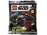 Blue Ocean LEGO Star Wars Kylo Ren's Tie Silencer Foil Pack Set 911954 (empaquetado)