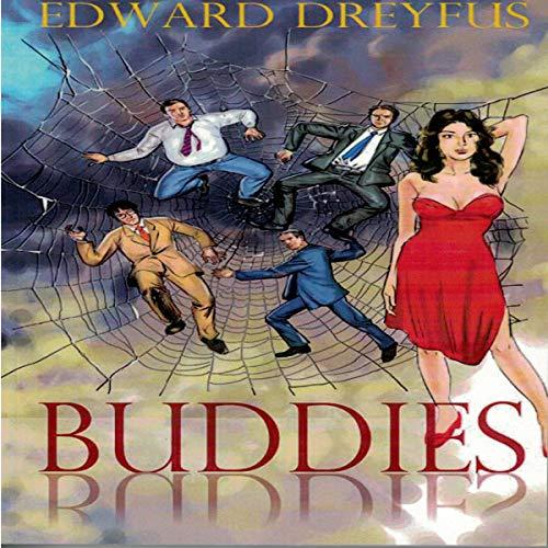 Buddies audiobook cover art