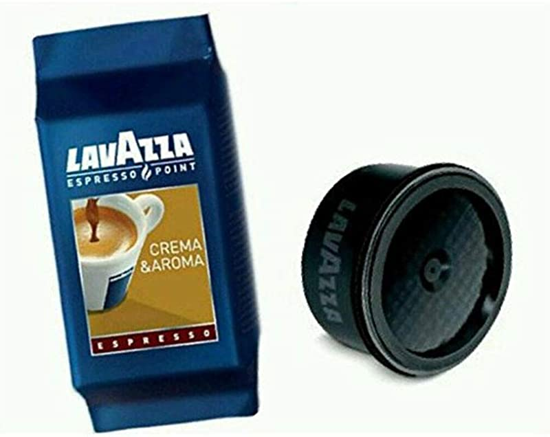 Lavazza Espresso Point Crema E Aroma Grand Espresso Capsules Count Of 100