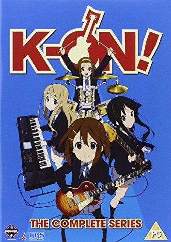 K-on Complete Series Collection [Edizione: Regno Unito] [Import]