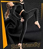 Immagine 2 kiwi rata leggins sportivi donna