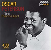 The Piano-Giant by Oscar Peterson