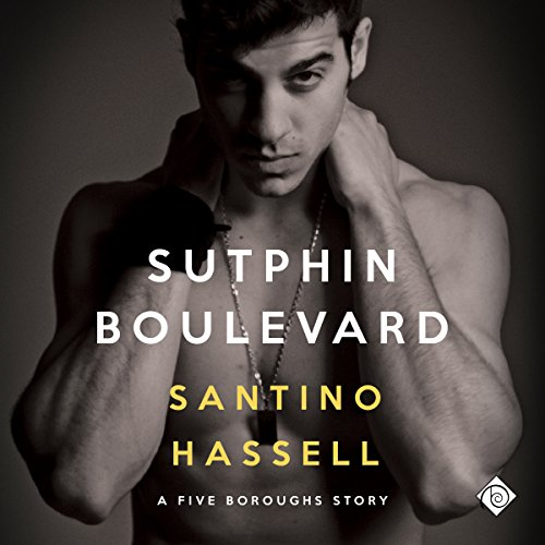 Sutphin Boulevard audiobook cover art