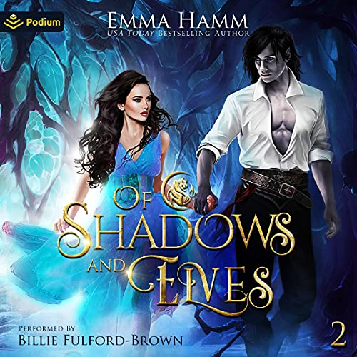 Of Shadows and Elves cover art