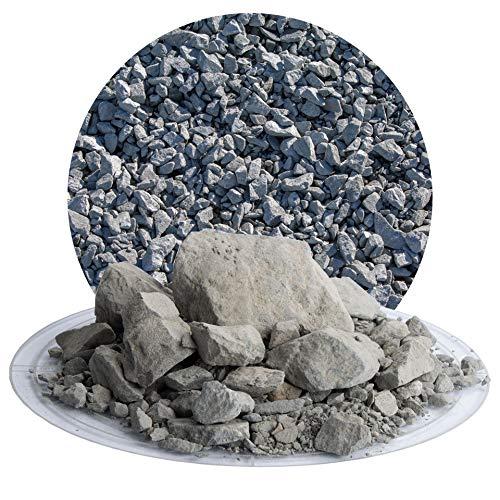 25 kg Diabas Frostschutz in 0-45 mm von Schicker Mineral für stabilen Unterbau, drainagefähig witterungsbeständig und leicht zu verdichten