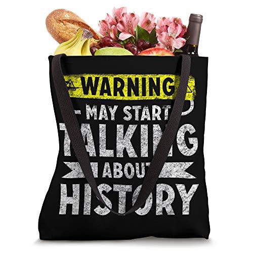 I love History shirt funny history lover gift Tote Bag