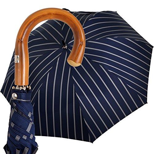 Oertel Handmade Regenschirm - Sport Streifen