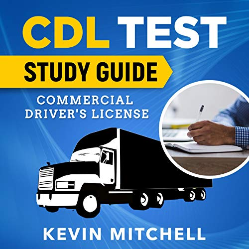 CDL Test Study Guide: Commercial Driver's License cover art