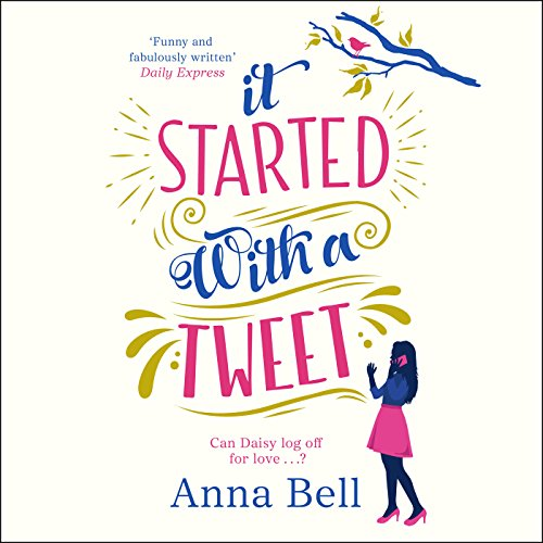 It Started with a Tweet audiobook cover art