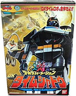 Power Rangers Time Force Time Shadow Megazord Figure
