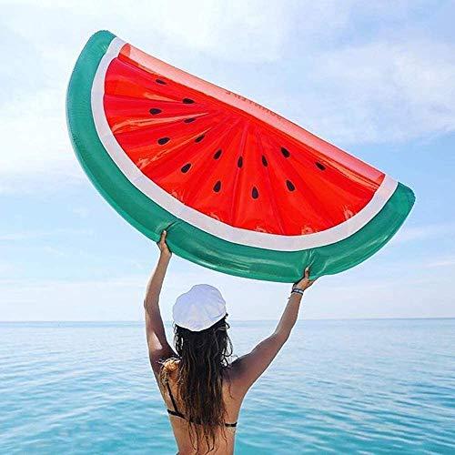 CZYNB Piscina Juguetes de la Piscina for el Verano Tumbona Piscina Pool Party - Agua Hamaca Beach Flotante reclinable Tumbona la balsa del Flotador Inflable de PVC Mat Swim
