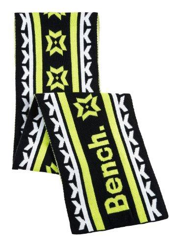 Bench Unisex Mütze, Schal & Handschuh-Set schwarz (black (BK001)) One Size