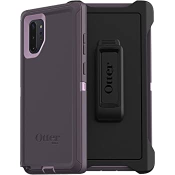 OtterBox Defender Series SCREENLESS Edition Case for Samsung Galaxy Note10+ - Purple Nebula (Winsome Orchid/Night Purple)