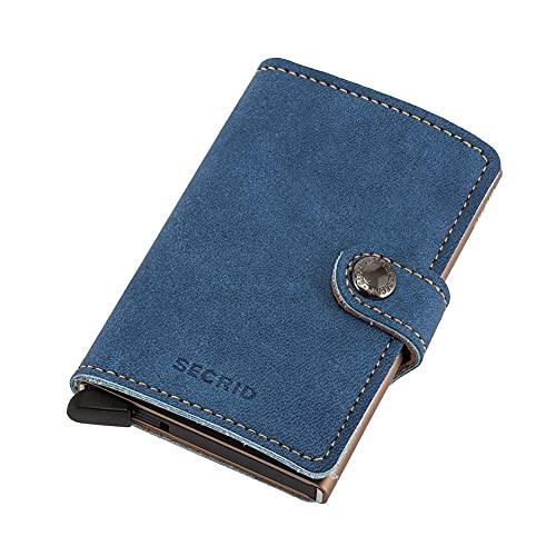 [ セクリッド シークリッド ] Secrid ミニウォレット Mini Wallet インディゴ 3-Sand Indigo 3-Sand 8718215288077 財布 レザー カードケース パスケース 革 メンズ キャッシュレス [並行輸入品]