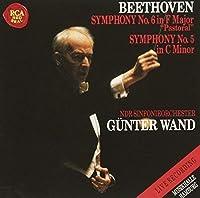 Beethoven: Symphonies No. 5 & No. 6 by Gunter Wand (2012-02-07)