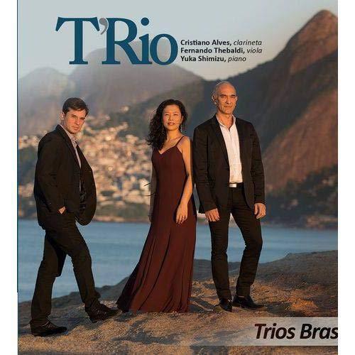 Trios Brasileiros [CD]