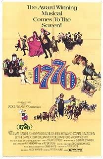 11 x 17 Seventeen-Seventy-Six (1776) Movie Poster