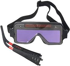 yotijar Óculos de Solda para Auto Escurecimento Solar, Capacete, óculos de Proteção