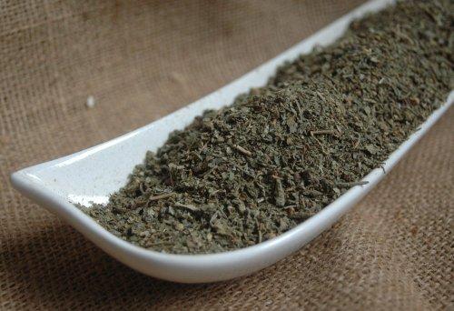 Naturix24 – Malvenblättertee, Malvenblätter geschnitten – 100 g Beutel