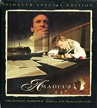 Amadeus, Pioneer Special Edition
