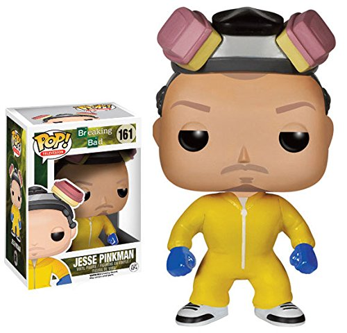 Funko 4345 POP Vinyl Breaking Bad Jesse Pinkman Cook Figure 1