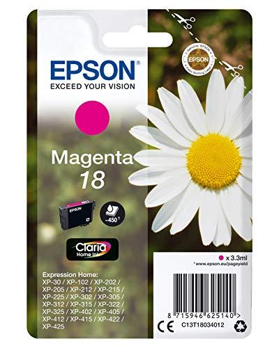 Epson C13T18034022 Inchiostro, Magenta
