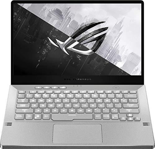 ASUS ROG Zephyrus G14 14' VR Ready 120Hz FHD Gaming Laptop,8Core AMD Ryzen 9 4900HS (Beat i7-10750H), 16GB RAM, 1TB PCIe SSD, retroiluminación, Wi-Fi 6,USB C, NVIDIA GeForce RTX2060 Max-Q, Win10