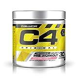 Cellucor [International Version] C4 Original Pre-Workout Strawberry Margarita 30 Serv C4 オリジナル ストラビベリー·マーガレット 30回分 [海外直送品]