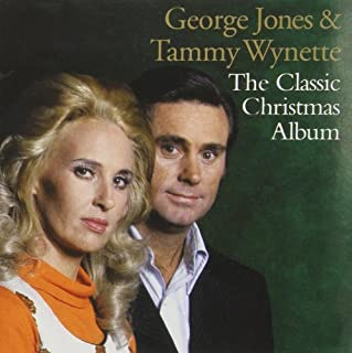 Classic Christmas Album by George Jones & Tammy Wynette (2013-11-12)