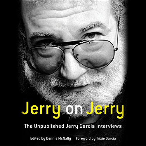 Jerry on Jerry audiobook cover art
