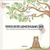 Babyalbum - UNSER ERSTES GEMEINSAMES JAHR: Die schönsten Momente und Erinnerungen - ein bezauberndes Erinnerungsalbum zur Geburt (PAPERISH Geschenkbuch) (PAPERISH Kinderbuch)