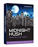 MIDNIGHT HUSH All Natural Extra Strength Fast Acting Pills for Men - Herbal Male Energy Booster Supplement - Enhance Strength, Performance, Energy, and Endurance 10 Capsules